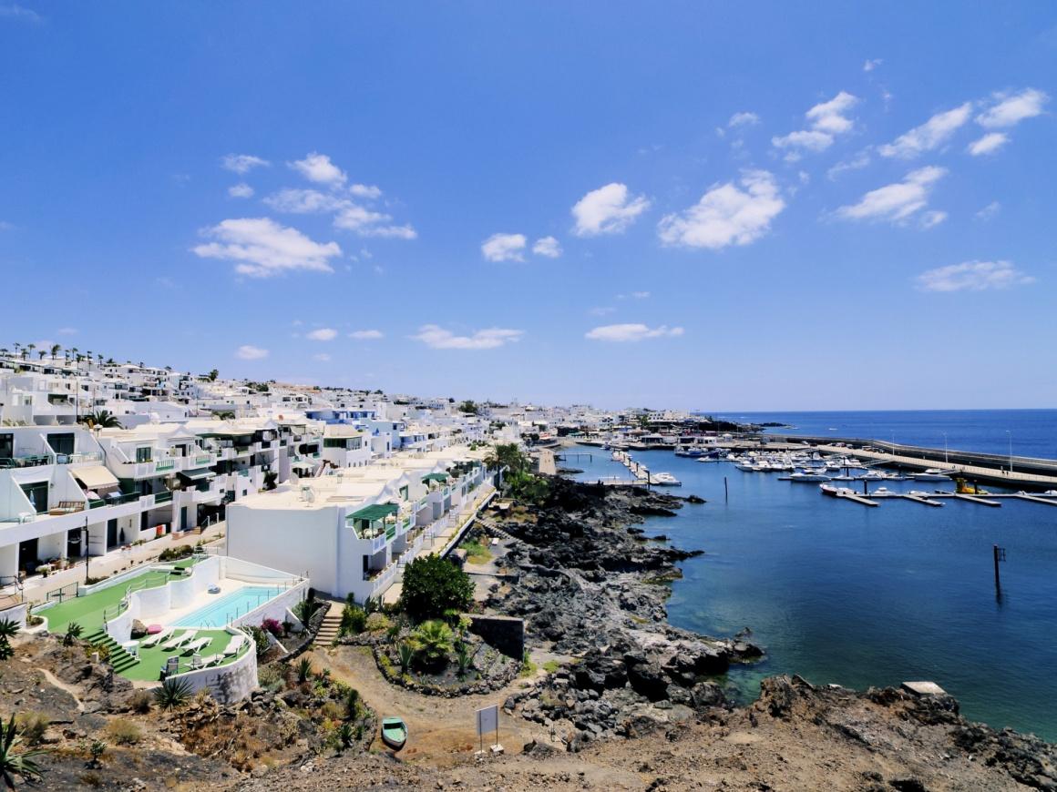 Puerto calero le comble de la s lection et du raffinement - Hotel costa calero puerto calero lanzarote espana ...